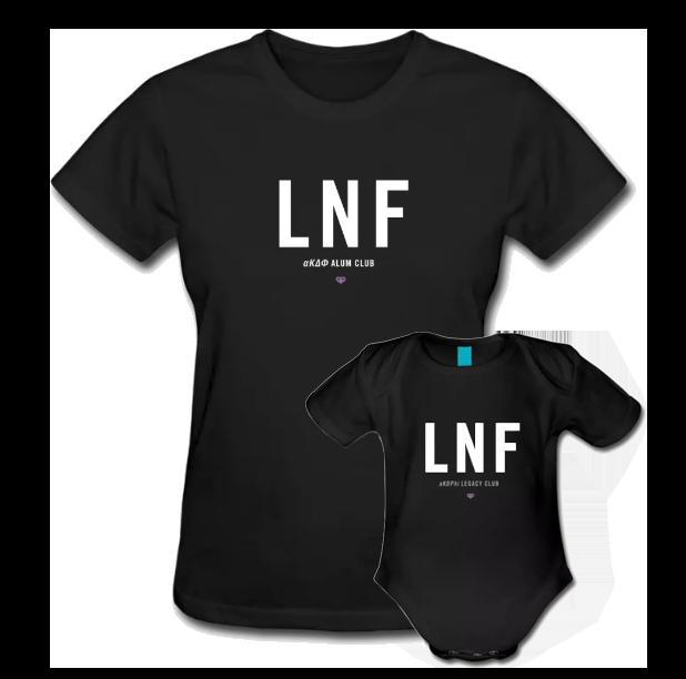 LNF Alum & Legacy Combo T-Shirts